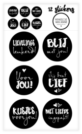 Lief | Stickers