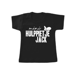 Mini hulppietje | T-shirt