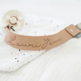 'Spene' met handgeschreven naam