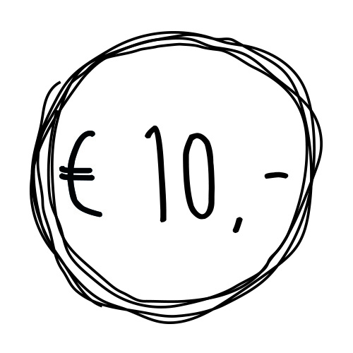 Cadeaubon t.w.v. €10,-