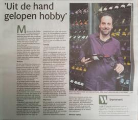 Interview R. Rosa Bian Noord Hollands Dagblad