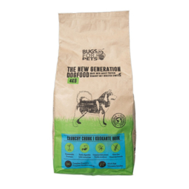 Bugs for Pets Crunchy 4kg