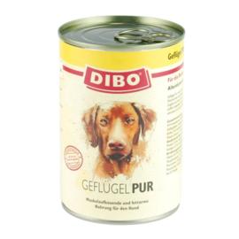Dibo PUR gevogelte 6x 400 gram