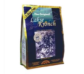 "Lakse krønch ""original"" zalmsnacks 600 gram"