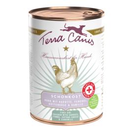 Terra Canis eerste hulp kip 400 gram
