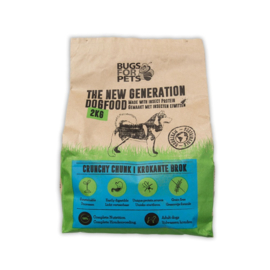 Bugs for Pets Crunchy 2kg