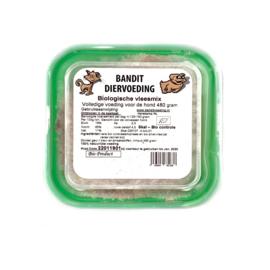 Bandit vleesmix RUND 465 gram