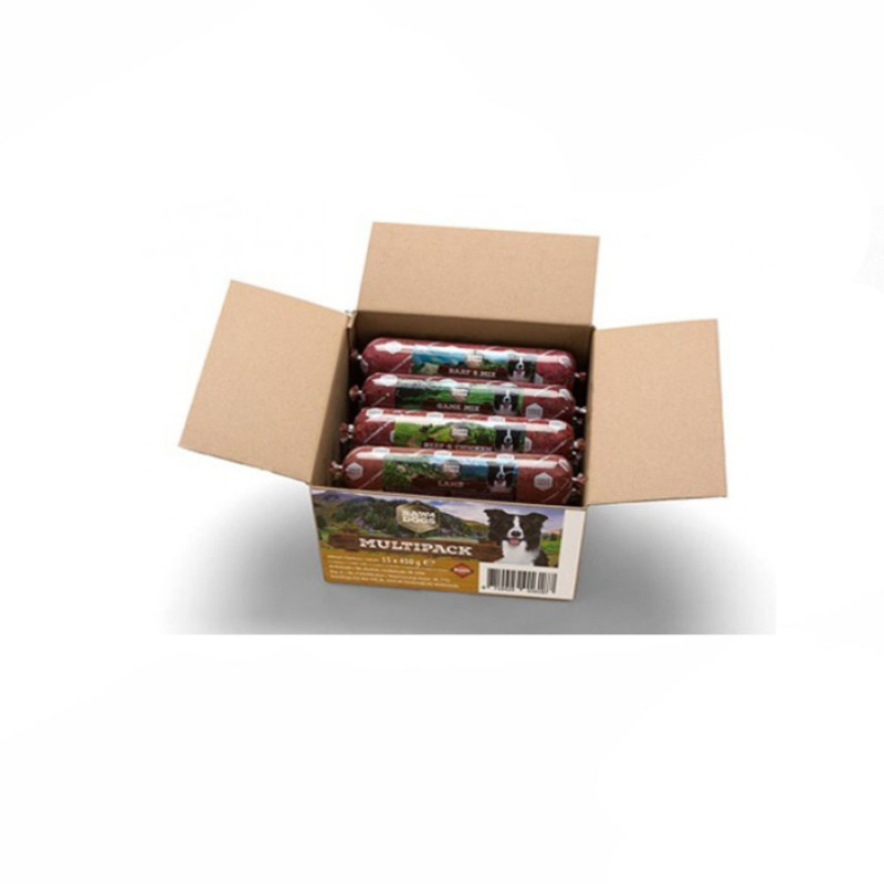 Raw4dogs multipack 12x450 gram