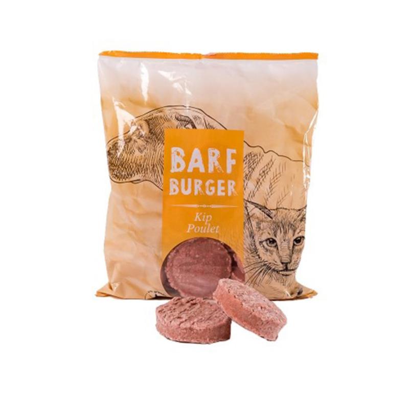 Barfburgers Kip 600 gram
