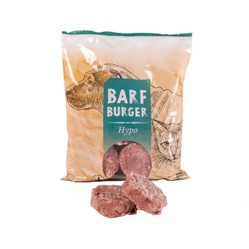 Barfburgers Hypo 600 gram