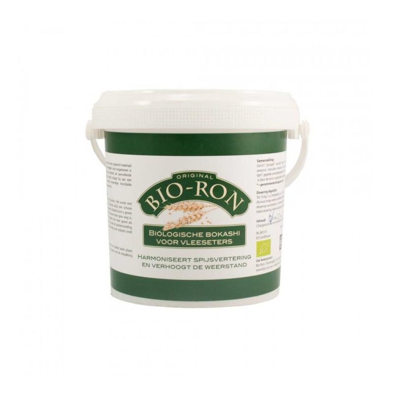 Bio-ron bokashi voor vleeseters