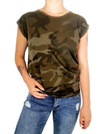 Army Print Shirt