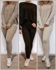 Comfy Suits in 3 kleuren