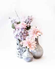 Prachtige opgemaakte vazen #lovelife