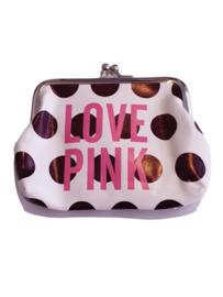 Portemonnee Love Pink
