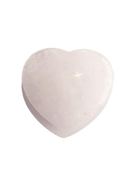 Knuffel Heart Bergkristal