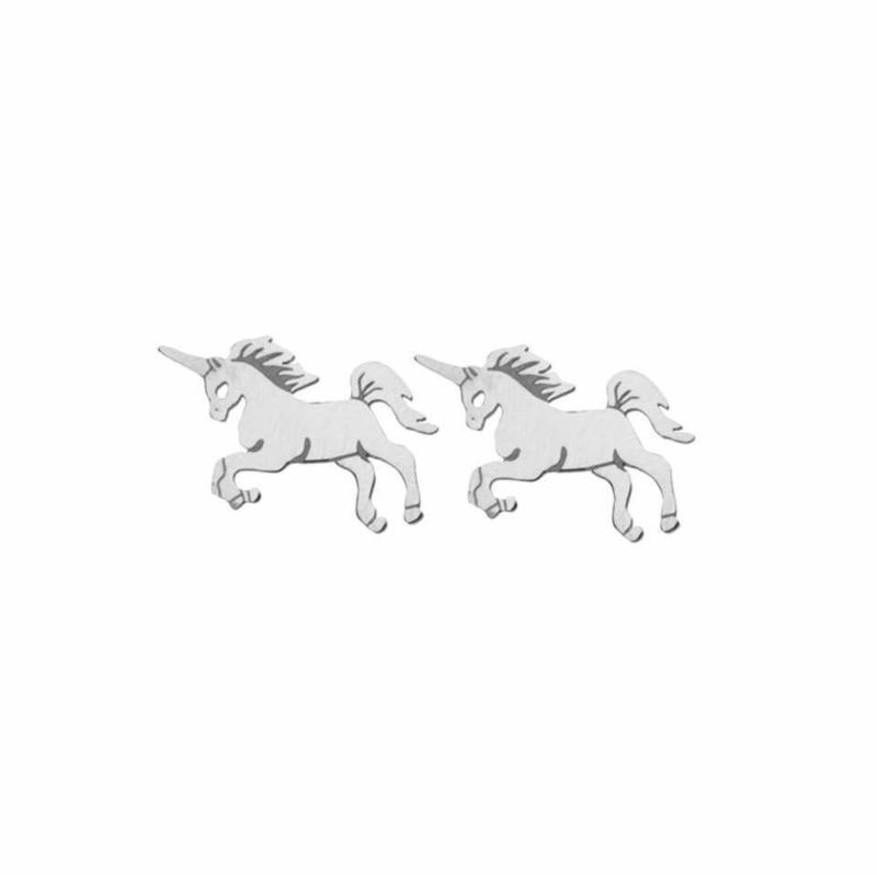 Unicorn oorbellen