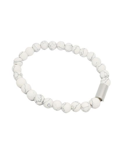 Marble Look natuursteen armband