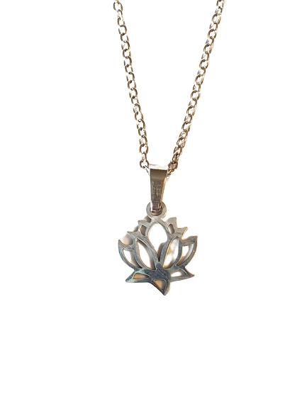 Lotus ketting