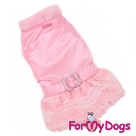 ForMyDogs Jas Girls - Roze