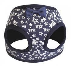 Croci - Harness Blue stars - mt M