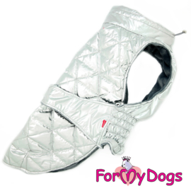 ForMyDogs - Caparison big dogs zilver