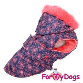 ForMyDogs - jasje Caparison pink