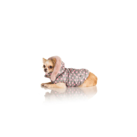 I Love My Dog - Cuty warmjacket Pois