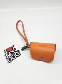 I Love My Dog - Poepzakje Orange