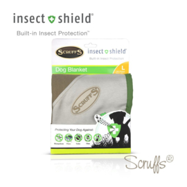 Scurffs Insect Shield Blanket L
