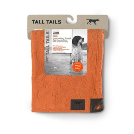 Greenfields Grooming Towel Orange Bone