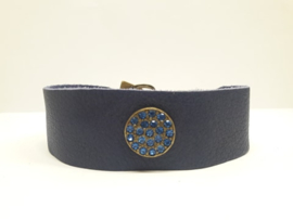 Barcelona Dogs -Simple stones Blue