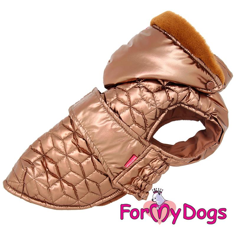 ForMyDogs - jasje Caparison brown