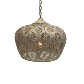 Hanglamp Filigrain Bruin Goud ø 35cm