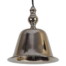 Hanglamp  glans chroom