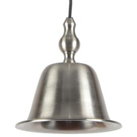 Hanglamp antiek zilver