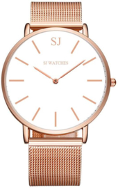 SJ WATCHES New York Roségoud
