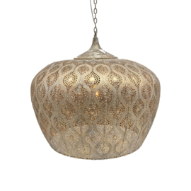 Hanglamp Filigrain Bruin Goud ø 55cm