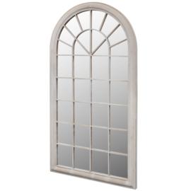 Spiegel boog 116x60cm
