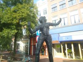 Rondleiding verhalen van Leeuwarden met gids Hans Pleging