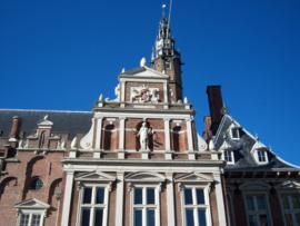 Stadswandeling Haarlem met gids Hans Pleging!
