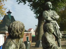 Rondleiding VOC Hoorn met gids Hans Pleging!