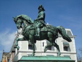 Rondleiding Koninklijk Den Haag met gids Hans Pleging