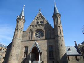 Stadswandeling Den Haag met gids Hans Pleging!
