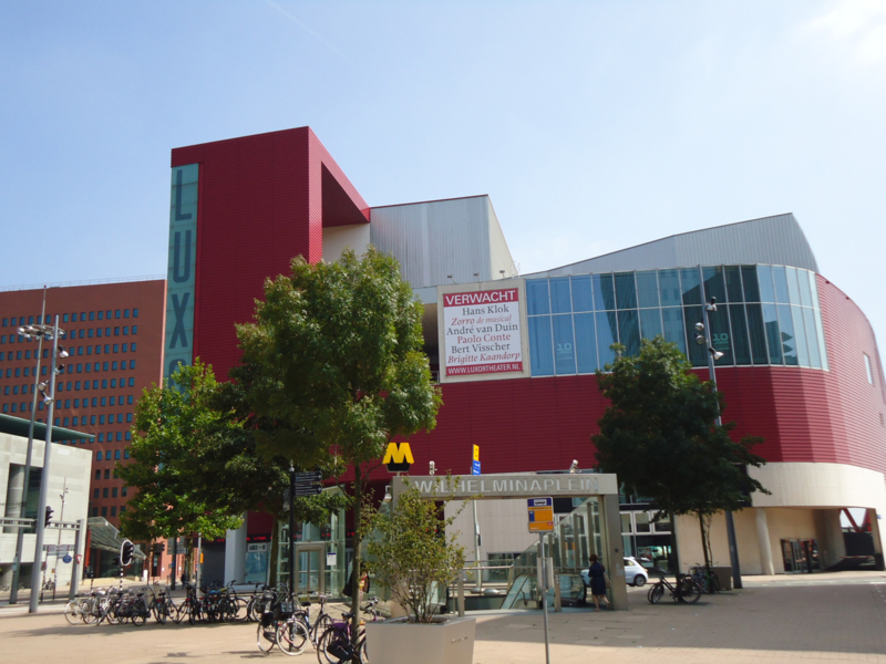Rondleiding Architectuur Rotterdam met gids Hans Pleging