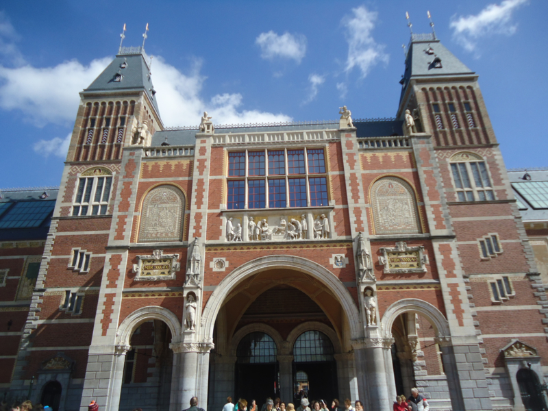 Rondleiding om/in Rijksmuseum met gids Hans Pleging!