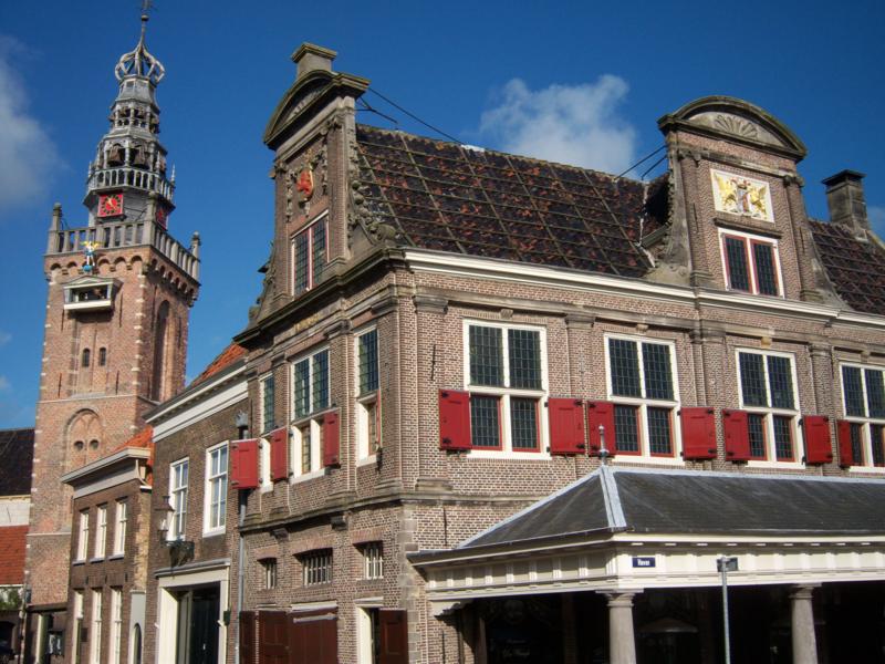 Stadswandeling Monnickendam met gids Hans Pleging