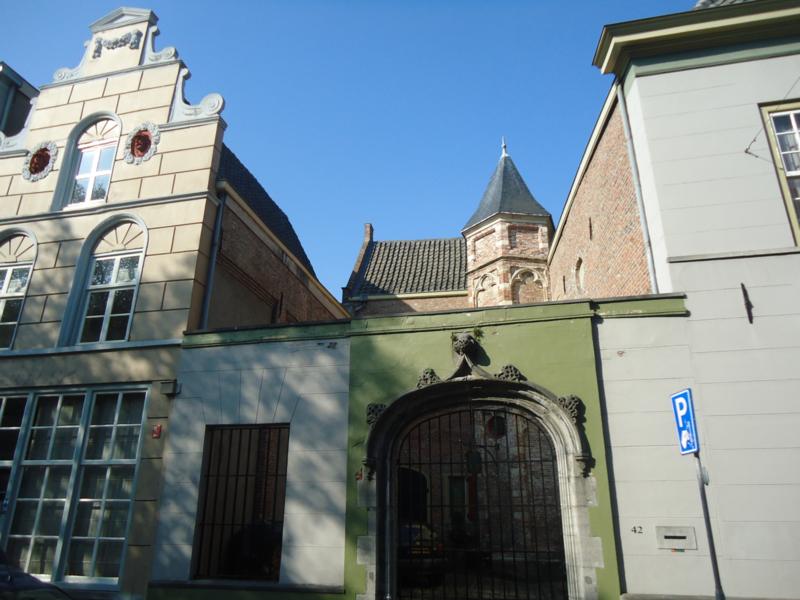 Rondleiding verhalen Den Bosch met Hans Pleging