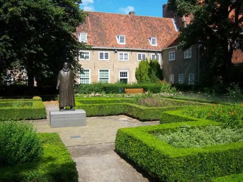 Rondleiding Hofjes Delft met gids Hans Pleging!