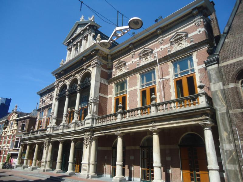 Stadswandeling Leiden met gids Hans Pleging!